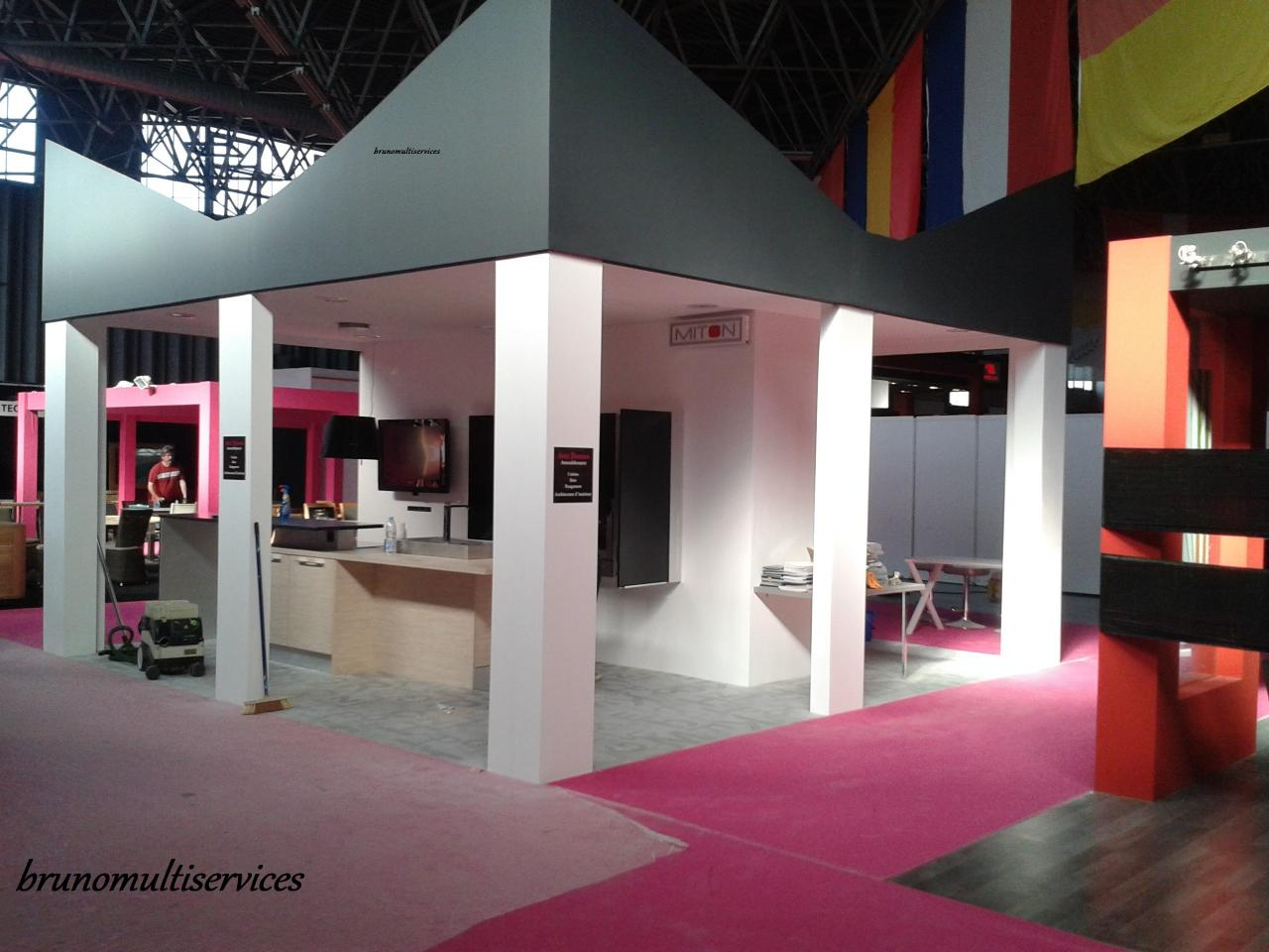 Stand foire 2 for Stand foire